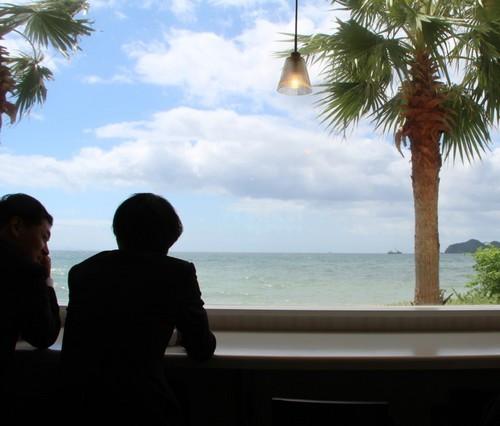 海の見える喫茶室.JPG